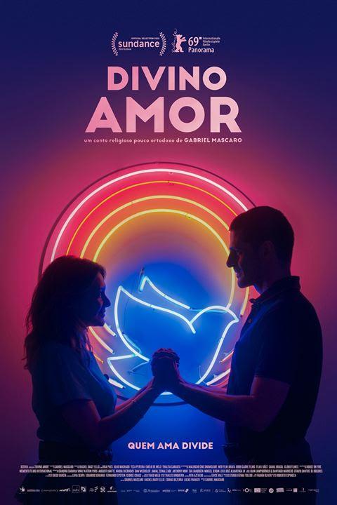 Divino Amor : Poster