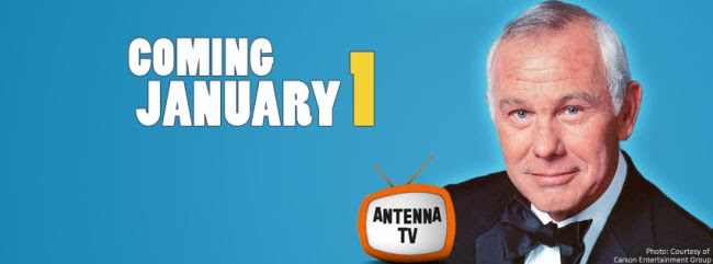Johnny Carson - Antenna TV