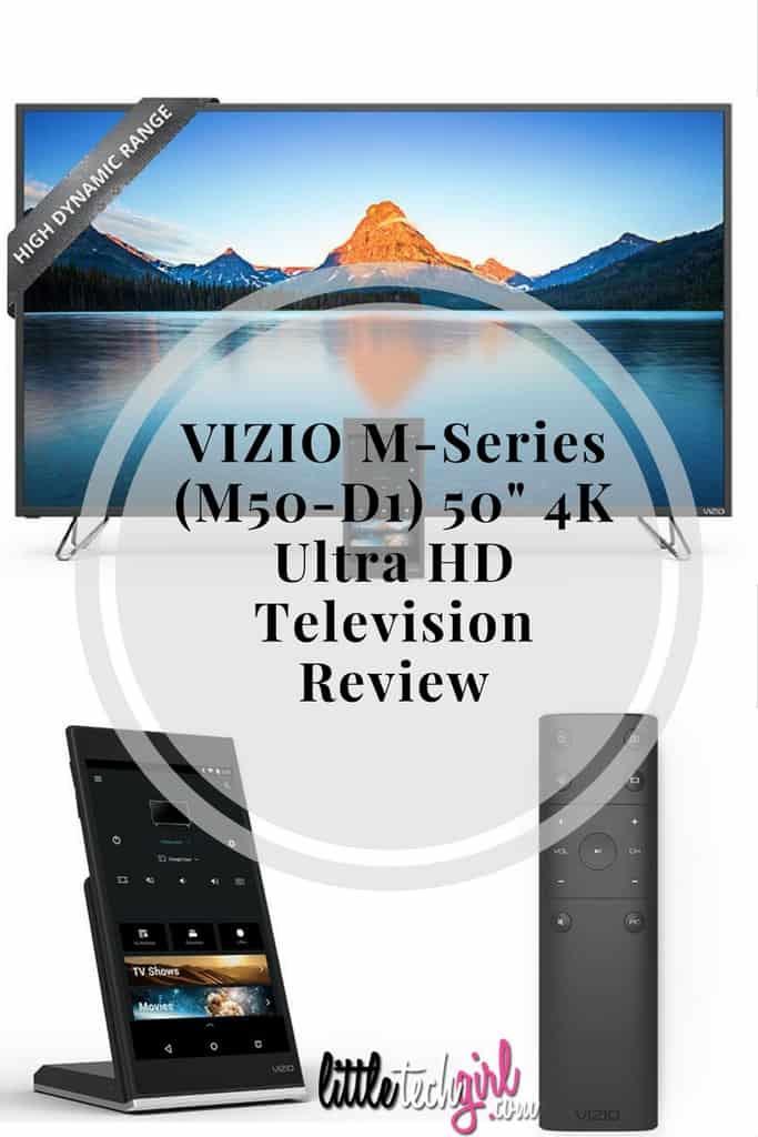 """VIZIO M-Series (M50-D1) 50"""" 4K Ultra HD SmartCast Television Review"""