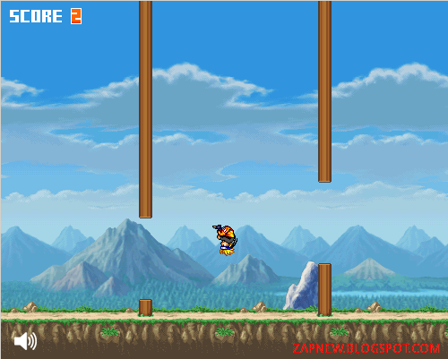 Download Game Flappy Naruto For PC