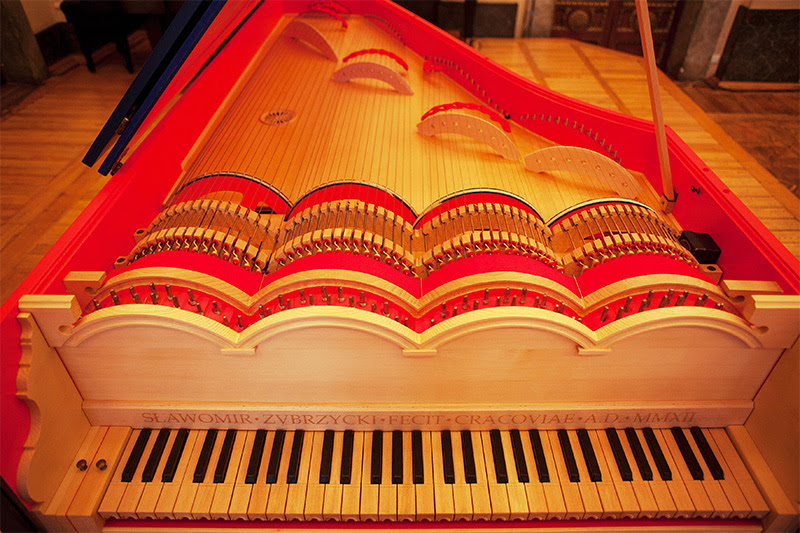 Polish Concert Pianist Builds a Viola Organista Based on a 500 Year Old Leonardo Da Vinci Sketch Leonardo Da Vinci instruments history