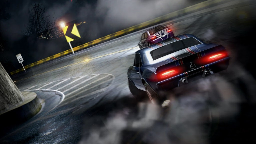 Need For Speed Carbon PC Game Download Free Full Version