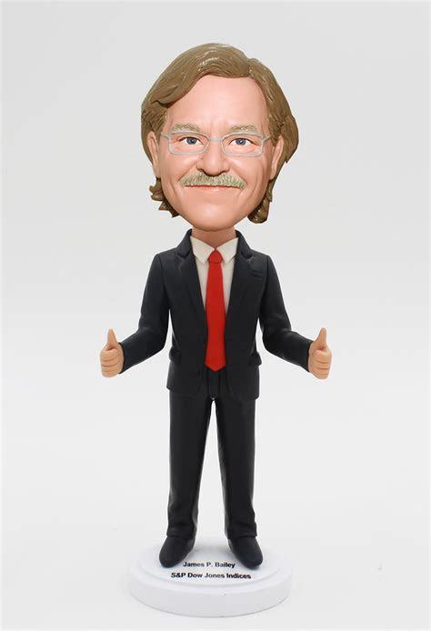 Custom Bobble Head Boss