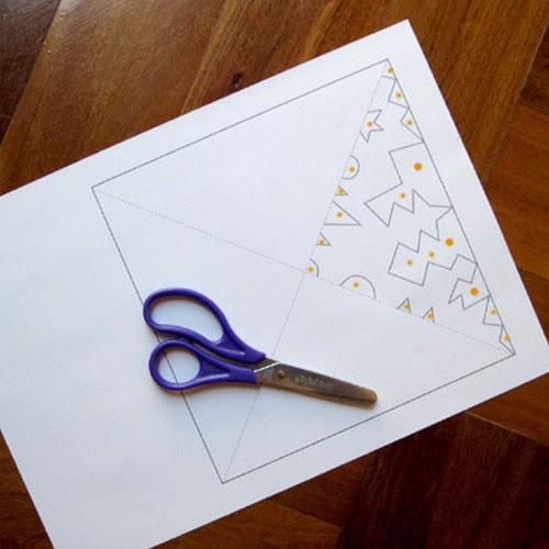 fiocchi di neve,fiocchi di carta,fiocchi di neve per natale,decorare,fai da te,