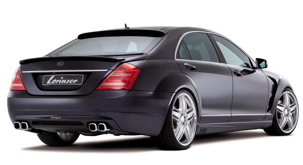 Lorinser Mercedes S Class Photos - Image 4
