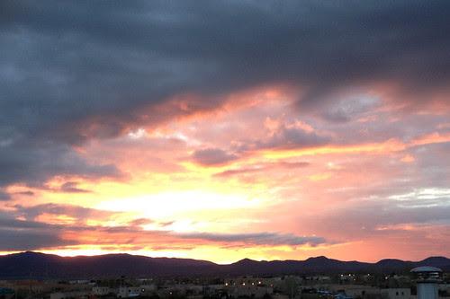 Friday, April 12 Sunrise