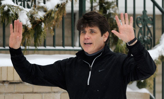 blagojevich house. rod lagojevich house.