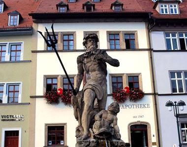 Weimar, particolare.