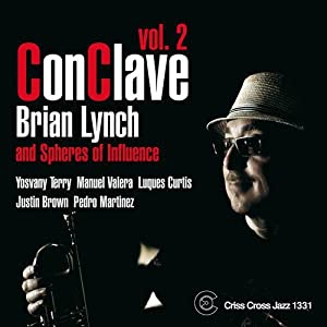 Brian Lynch - Conclave Vol 2 cover