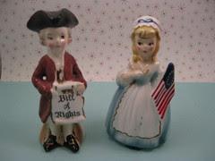 Patirotic Colonial Couple S&P