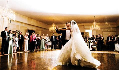 For the Newlywed: 17 Perfect Bride and Groom First Dance