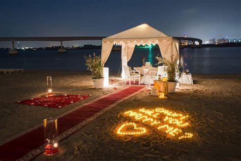 The Most Romantic Marriage Proposals in Dubai   Arabia