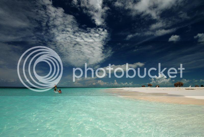 Grand Anse Beach in the Caribbean