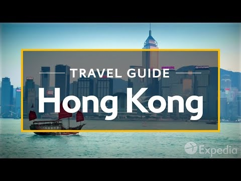 Hong Kong: The Embodiment Of Yin And Yang, The Chinese Concept Of Balance