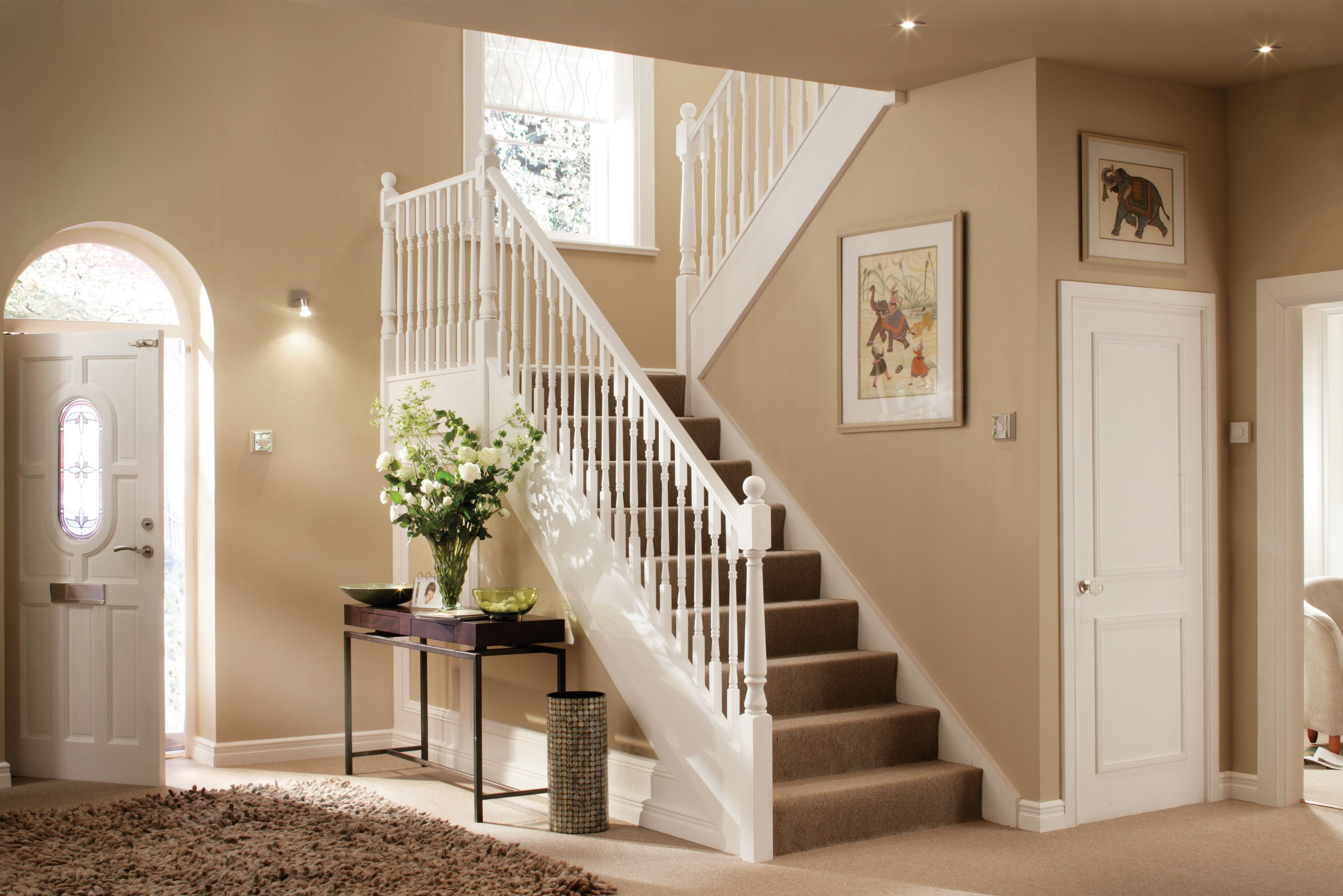 The Dream house Renovation Part II: Making an Entrance…