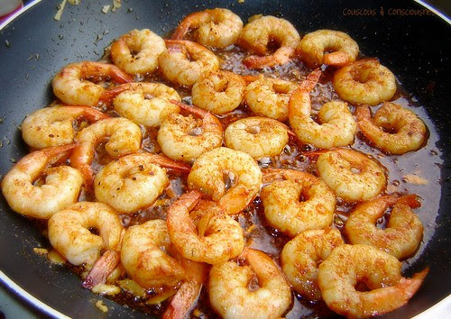 The Simplest & Best Shrimp Dish 3