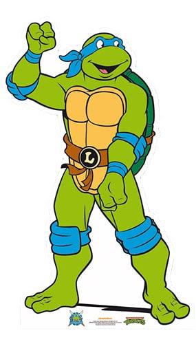 Las 4 Tortugas Ninja Votan Cada Una De Ellas A Un Partido Distinto