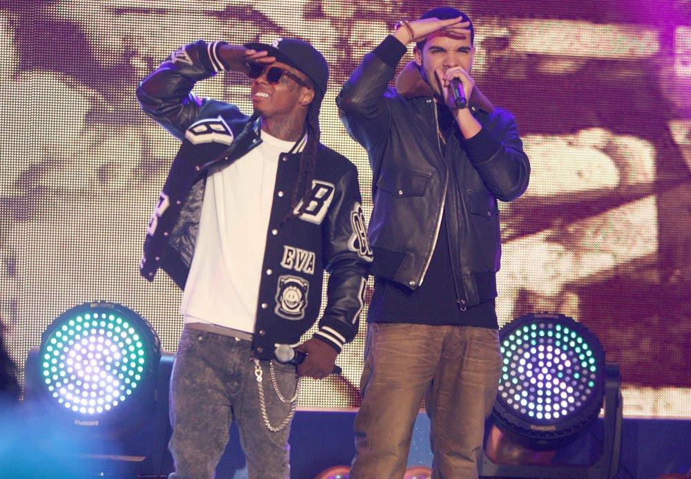 Lil Wayne, Drake