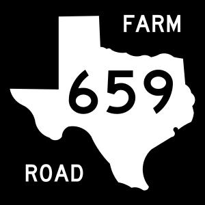 List of Farm to Market Roads in Trans-Pecos Texas