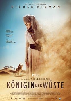 Königin der Wüste Filmplakat