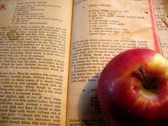 apple strudel by Paula Peck