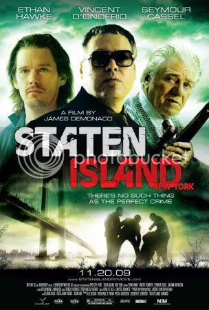 Staten Island Não há Crimes Perfeitos
