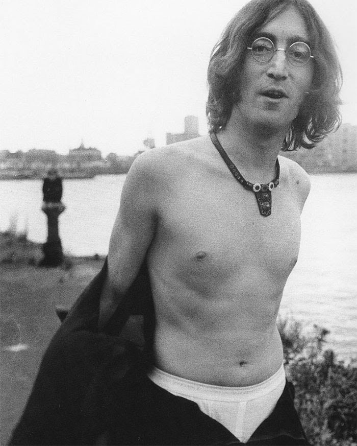 John Lennon Male Body Ideals Throughout Time 32