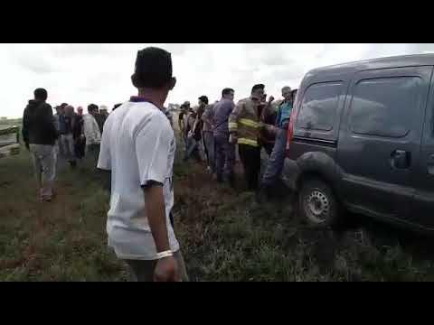 Accidente de Juan Carlos Iglesias - Durísima y ejemplarizante sanción a los organizadores.