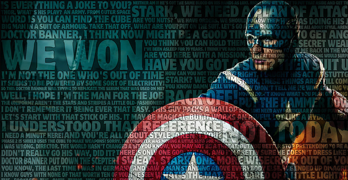 27 Epic Captain America Quotes From The Mcu Geeks On Coffee