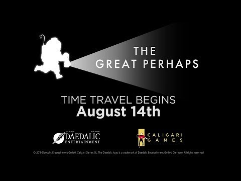 The Great Perhaps Review | Story | Gameplay