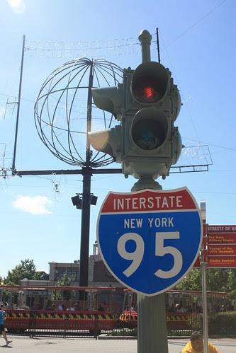 I-95 New York...in Orlando?
