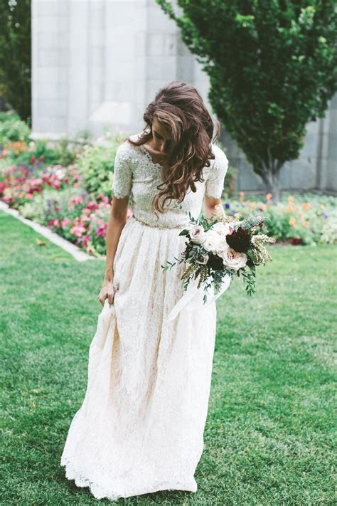 Alta Moda Bridal   Real Bride: Audrey