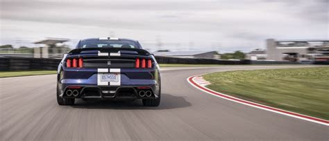 meaner  faster   ford mustang shelby gt