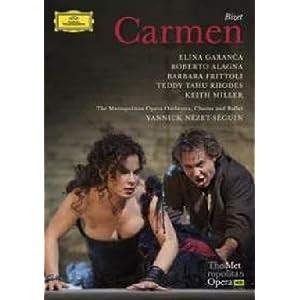 Bizet: Carmen (The Metropolitan Opera LIVE in HD)