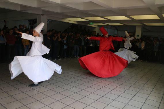 Okulumuzda Mevlana Haftası Etkinlikleri Eğitim Bilişim Ağı