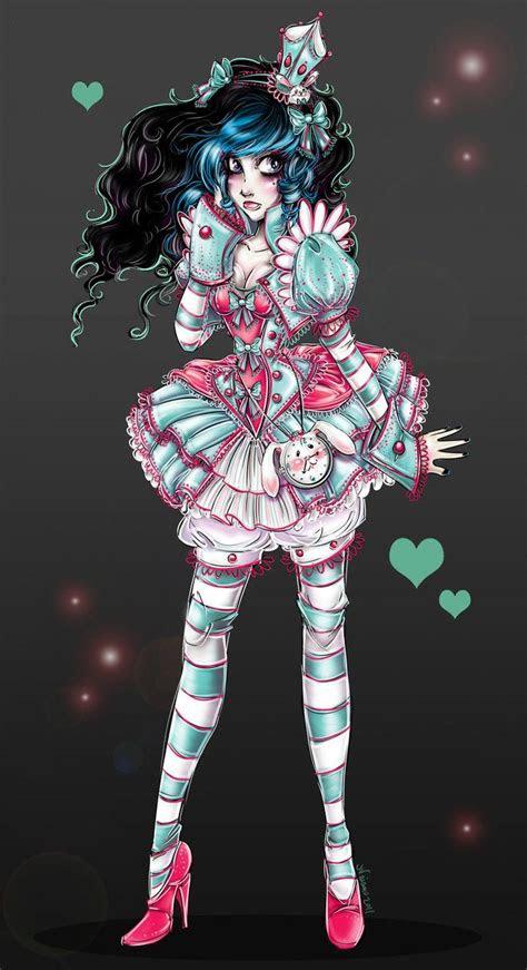 marionette  wonderland jennifer aka noflutter gaia