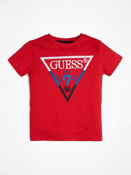 T-Shirt Logo Imprimé Sur Le Devant