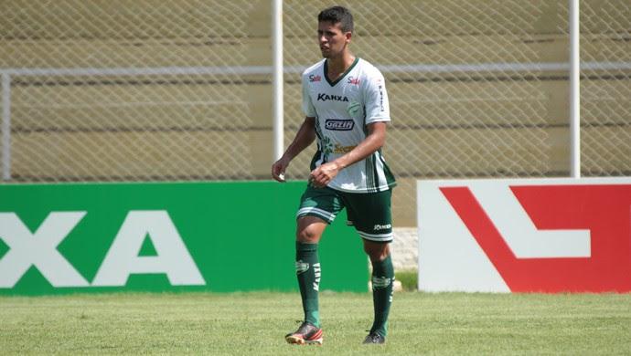 Volante Ricardo, Luverdense (Foto: Maico Gaúcho/Luverdense Esporte Clube)