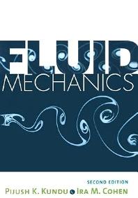 Fluid Mechanics, 2nd Edition,Pijush Kundu,Ira Cohen,ISBN9780080545585