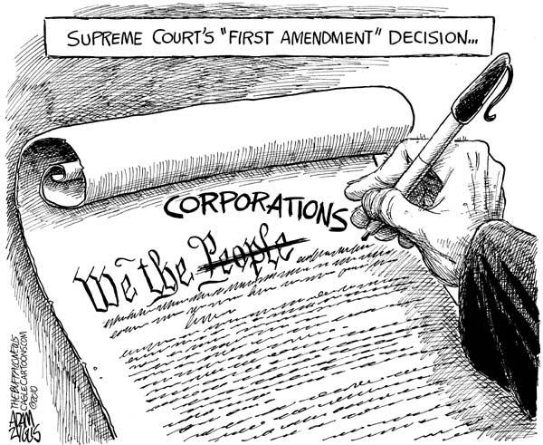 Cartoon by Adam Zyglis
