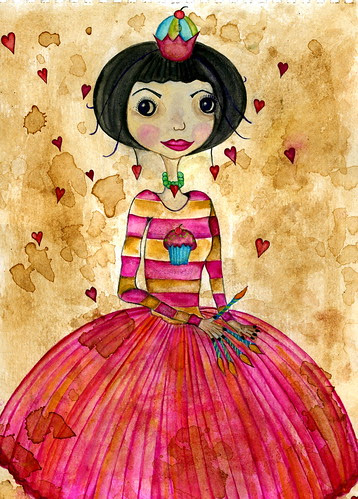 Penelope The Cupcake Fairy