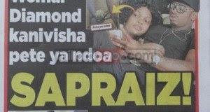 Stori za leo July 21 2014 kurasa za mwanzo na mwisho magazetini