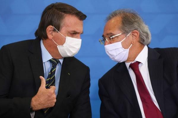 Ministros da ala política do governo fazem campanha para exonerar Guedes; Roberto Campos Neto nome que agrada