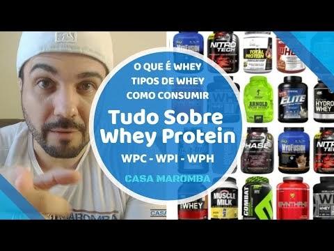 O que é Whey Protein ? O que é Whey Protein Concentrado Isolado e Hidrolisado ? Para que serve whey ?