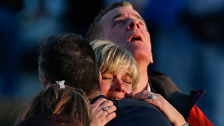 Un joven mata a 20 niños y seis adultos en escuela de Connecticut, EE.UU.