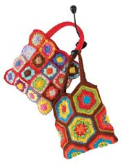 Motif Purses to Crochet