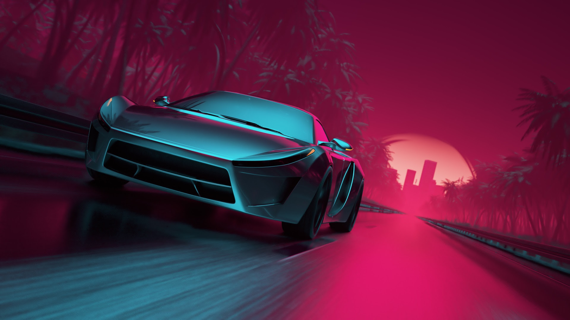 Neon Cars Hd Wallpapers - Best Cars Wallpapers