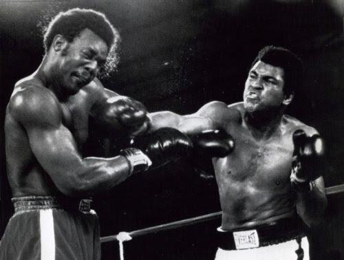 George Foreman vs. Muhammad Ali