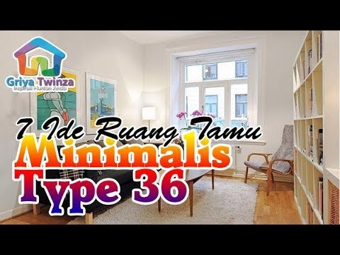 Tata Ruang Rumah Minimalis Type 36 60 - Berbagai Ruang