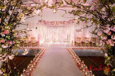 event decor, Cherry Blossom Event design, Florida wedding